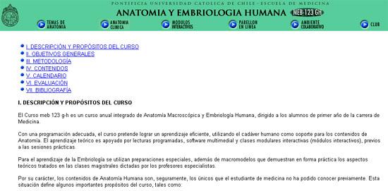 Enseñanza de Anatomía Humana personalizada, interactiva y ...